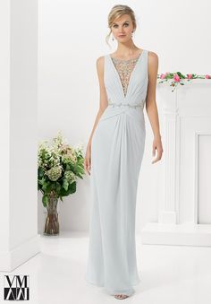 967aa5699b VM Collection 71121 Mother of the Bride Dress - French Novelty Dresses  Toronto