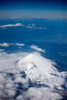 Mt. Fuji, Japan #Earth #Beautiful #Landscape http://on.fb.me/11F84b3