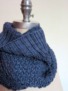 Ravelry: Hill & Dale Cowl pattern by Espace Tricot