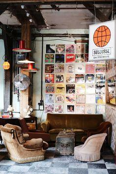 Le Comptoir Generale - a ghetto museum and hidden gem hideaway in Paris
