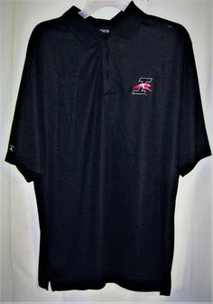 FREE U.S. Shipping! University Of Indianapolis Greyhounds Polo Shirt! Adult L.  #Antigua #IndianapolisGreyhounds