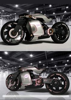 "Electric ""CAFE"" RACER on Behance"