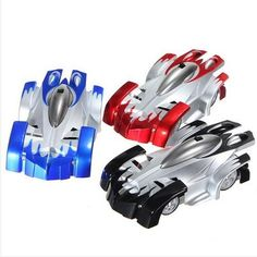 #Wall #Climber #Car RC Racer Remote Control Floor Racing Car Toy Defies Gravity