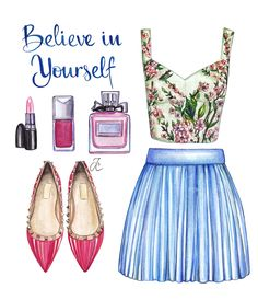 Believe in Yourself | Doll Memories
