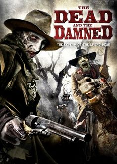 Zombie Western Movie Cover, Bounty Hunter and Indian vs. Zombie Movies, Horror Movies, Pinoy Movies, Cowboys & Aliens, Old Western Movies, D Jango, Evil Dead, Movie Covers, Weird Science