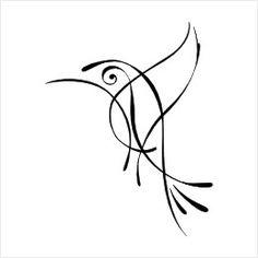 TATTOO TRIBES: Tattoo of Essence, Phoenix tattoo,phoenix lines lineart rebirth tattoo - royaty-free tribal tattoos with meaning Line Tattoos, Black Tattoos, Body Art Tattoos, Small Tattoos, Tatoos, Home Tattoo, 1 Tattoo, Hummingbird Tattoo Black, Hummingbird Tattoo Meaning