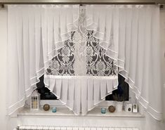 Curtains And Draperies, Luxury Curtains, Home Curtains, Kitchen Curtains, Window Curtains, Drapery, Valance, Curtain Patterns, Curtain Designs