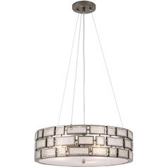 Varaluz Harlowe 3-light Pendant ($579) ❤ liked on Polyvore featuring home, lighting, ceiling lights, gold, light bulb lamp, colored lamps, varaluz, incandescent lights and light bulb lights