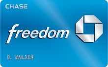 Chase Freedom $200 Limited Time Offer