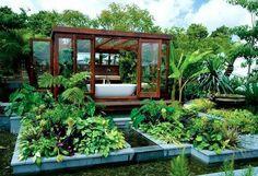 Nature #Bathroom Design.