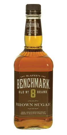 Benchmark Brown Sugar Whiskey Liqueur is a medium-bodied, flavored-whiskey liqueur offering both aromas and flavors of butterscotch, maple and hazelnut with a fruity, sweet and delicate roasted walnut and brown sugar finish. Enjoy over ice or use it to add a sweet and special touch to cocktails. – Distiller's Notes