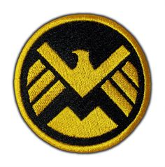 S.H.I.E.L.D. Patch. $5.00, via Etsy.