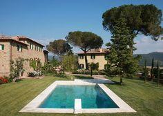 Villa Laura Cortona - Rental - Featured in Under the Tuscan Sun