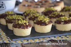 recette tartelette fondante à la confiture et chocolat, tartelette fondante à la confiture et chocolat avec une pâte sans oeuf sans levure