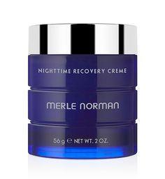 Beauty Products That Work While You Sleep: Thanks to a time-release formula, this Merle Norman cream delivers a smaller dose of ingredients over a longer period of time, so it's more evenly distributed throughout the skin overnight. According to the brand's own studies, after four weeks, testers saw skin firmness and elasticity increase by 48 percent, and moisture levels by 50 percent.