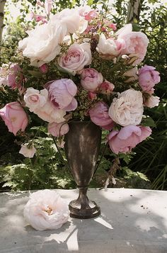 Beautiful rose arrangement
