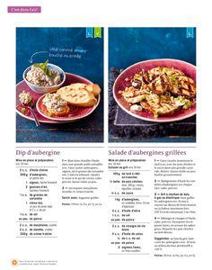 Shortcut - Dip d'aubergine, Salade d'aubergines grillées Olives, Beef, Food, Grilled Eggplant, Olive Oil, Meat, Eten, Ox, Ground Beef