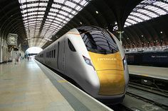 Super Express trains are being manufactured by Hitachi Rail Europe to replace the high speed trains of UK railway network under the Intercit. Bbc Home, Trains, Rail Europe, High Speed Rail, Train Service, Travel Around Europe, Speed Training, Great Western, Rolling Stock
