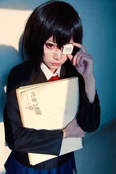 Nanako(七奈) Mei Misaki Cosplay Photo - Cure WorldCosplay