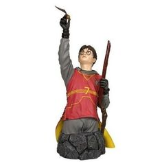 Harry Potter ( Harry Potter ) in Quidditch Gear Mini Bust figure toy doll ( parallel import ) @ niftywarehouse.com #NiftyWarehouse #Nerd #Geek #Entertainment #TV #Products
