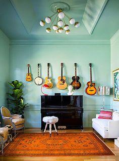 30 inspirations déco pour votre salon