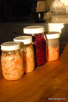 How to Make Sauerkraut {And Eat It, Too!} Part 1