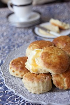 Devonshire Cream Scones