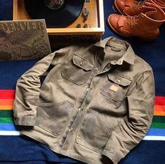 Jean Jumper, Denim Boots, Wax Jackets, Raw Denim, Other Outfits, Just Run, Western Shirts, Men Looks, How To Look Pretty