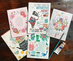 I wanted to show you a pretty grouping of cards by Rebecca Jones that we have her in the Studio. By the way a few of them were done as assignments for my @makeartthatsells classes and then when we took her on we had fabulous work to then license. Nice.    #lillarogers #art #illustration #artagent #surfacedesign #artlicensing #creativelife #artistsuccess #makeartthatsells  #ecourses #learn #artclass #illustration #justmakeart #creativeentrepreneur #lillaecourses #lillacourses #mats…