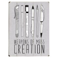 Spark your creativity with this uplifting wall decor, the perfect gift for artists and logophiles alike.   Product: Wall decor