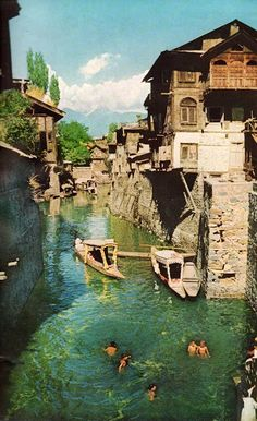 Kashmir - must go home some day...