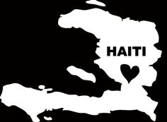 Shape of Haiti