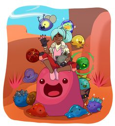 adventures in slime ranching : Photo