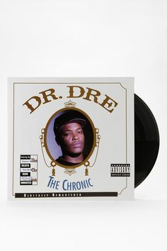 Dr. Dre - The Chronic LP #urbanoutfitters i want this vinyl so bad