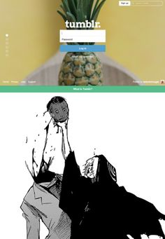 Logging into Tumblr and I see a pineapple first thing that comes into my mind is this…