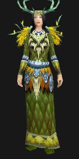 All Transmog Sets for Druids - Guides - Wowhead Samurai, Model, Character, Art, Kunst