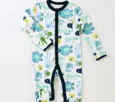 I'm not usually a fan of character stuff, but these monster PJ's are totally cute. I think Fern probably (for sure) needs these.