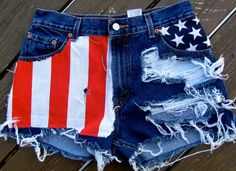 Merica' If any one made or bought me these for my birthday or any holiday i will love them forever!!