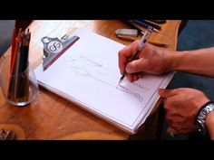 How to Draw Fashion Sketches | Howcast