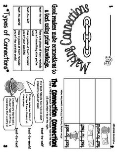 Reading comprehension flip books: *visualizing*questioning*making connections*predicting...