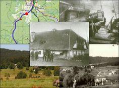 91. KVILDA (Außergefild) Hraběcí Huť (Grafenhütte), 6.díl