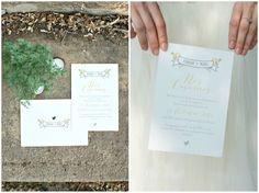 Invitaciones de boda originales - All Lovely Party