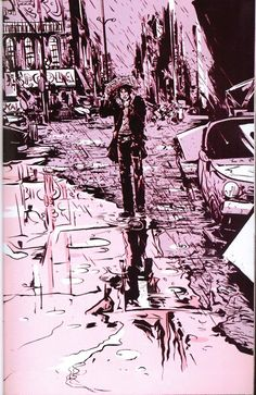 paul pope | Tumblr