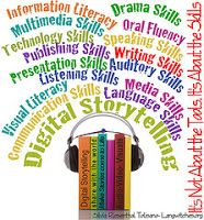 A Media Specialist's Guide to the Internet: 64 Sites for Digital Storytelling Tools and Information