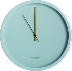 Wandklok Clock Couture - Grijs - House Doctor