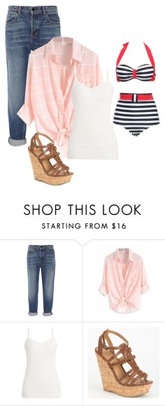 """""""Untitled #294"""" by eclecticgirl20 ❤ liked on Polyvore featuring Alexander Wang, maurices and Delicious"""