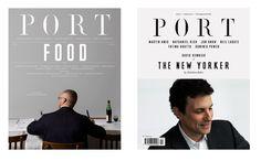 PORT Cover by Matt Wiley