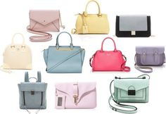Pastel Handbags to Sweeten Your Winter Wardrobe – Style Context