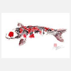 My design inspiration: Nishiki Goi Limited Edition on Fab.
