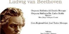 Mañana jueves Sinfonía N° 9 en re menor, op. 125